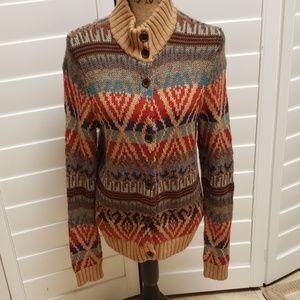 Ralph Lauren  Cardigan Sweater Size L
